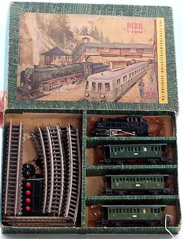piko 104/533 eisenbahn personenzugpackung lokomotive br 80 spur H0