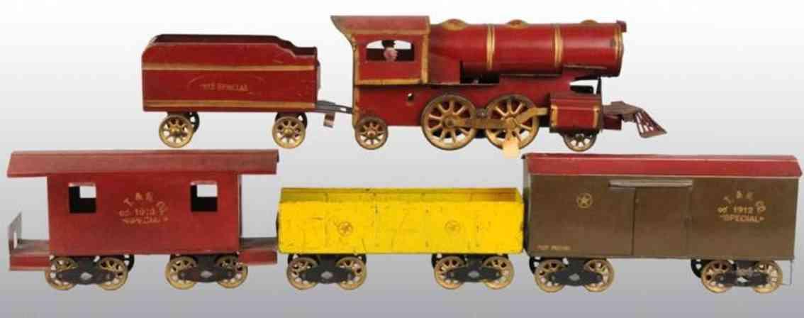 Schieble 1 Zug