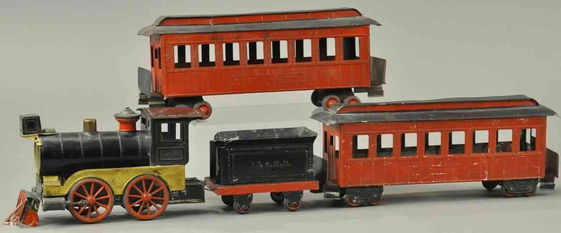 weeden spielzeug eisenbahn personenzug, dart lokomotive spur 0