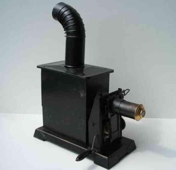 Bing Kinematograph für Glasbilder und Filme