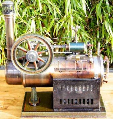 Dampfspielzeug
