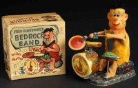 Alps Figuren Fred Flintstone Bedrock Band,...