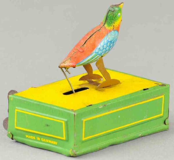 Issmayer Penny Toy Bird 7,5