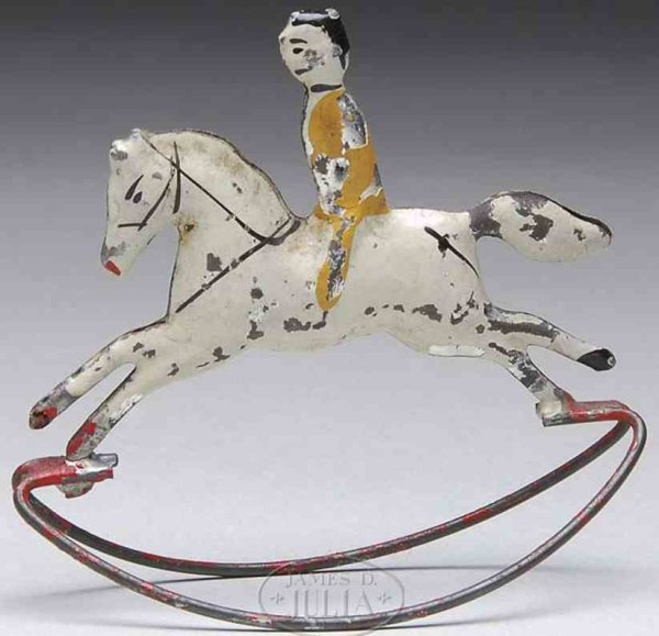 Hull & Stafford Figuren Boy horse 3,5