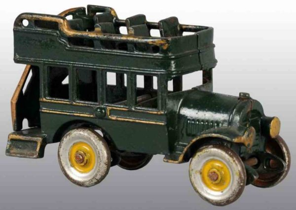 Kenton Hardware Co Fahrzeuge-Busse City bus 6 green