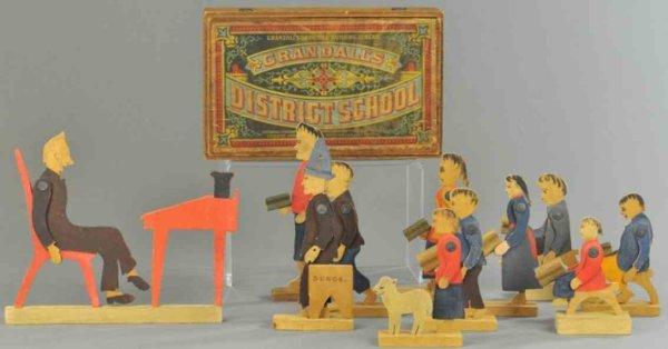 Database for old toys for Schreibtisch grundschule