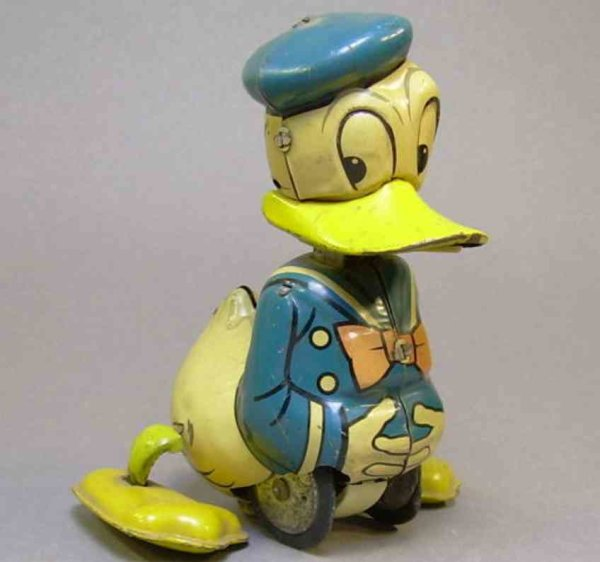 Linemar Figuren Donald Duck