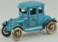 Williams AC Fahrzeuge-Oldtimer Ford Coupe (6) blue