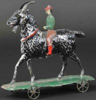 Fallows Figuren Goat rider 10