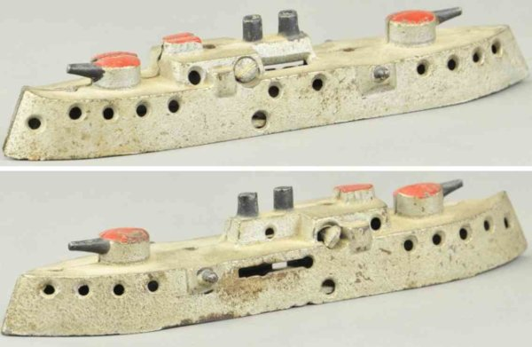 Kenton Hardware Co Spardosen gunboat 8,5