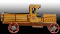Fischer Georg Penny Toy Lastwagen 10,2