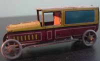 Distler Penny Toy Limousine 9