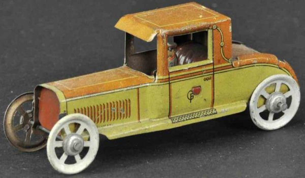 Fischer Georg Penny Toy Limousine 11
