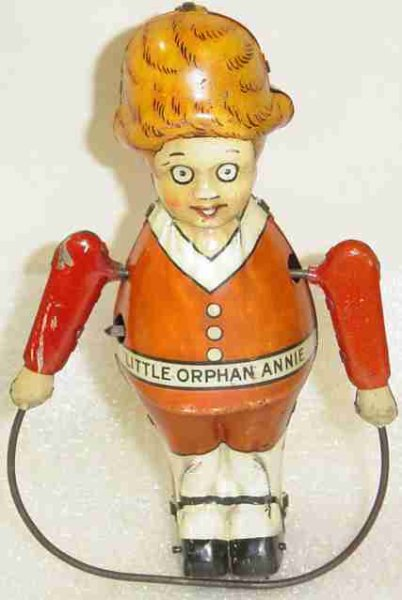 Marx Figuren Little Orphan Annie