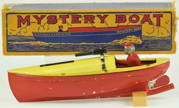Gobar Products Schiffe Mystery boat