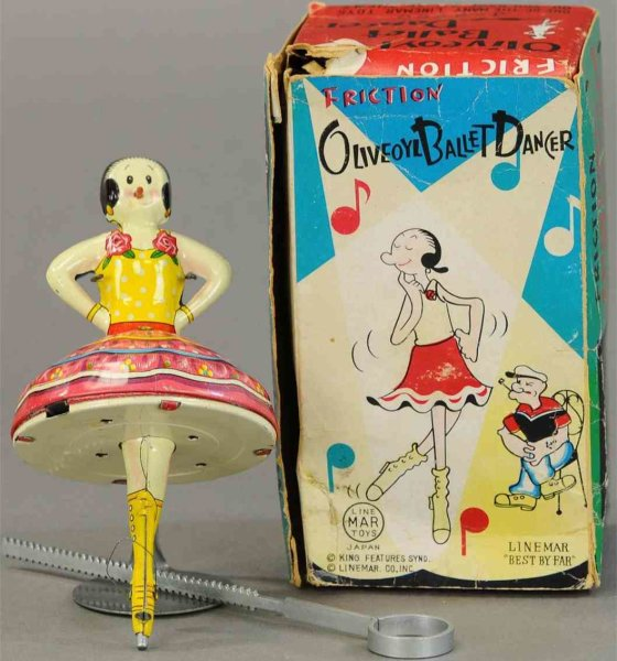 Linemar Figuren Olive Oyl dancer