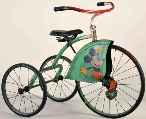 Colsen Spielzeug tricycle Mickey Mouse