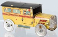 Rossignol Penny Toy Ambulance car