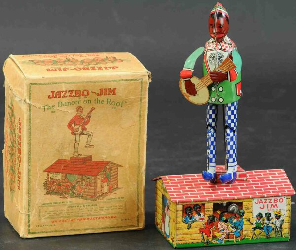 Unique Art Manufacturing Company Figuren Jazzbo Jim (10)