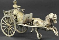 Shimer Toy Co. Kutschen Road cart 10