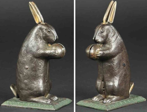 Lockwood Mfg. Co. Spardosen Rabbit standing