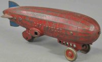 Kenton Hardware Co Flugzeuge Los Angles Zeppelin aus...