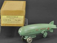Dent Hardware Co Flugzeuge Zeppelin Los Angeles aus...
