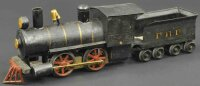 Carlisle & Finch Lokomotiven Nr.4 Lokomotive mit Tender,...