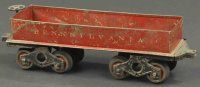 Howard Electric Novelty Company Güterwagen Offener...