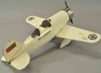 Steelcraft Flugzeuge LOCKHEED-SIRIUS einmotoriges...