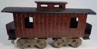 Lionel Güterwagen New York Central Caboose Nr. 17;...