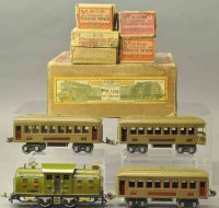 Lionel Züge Personzug Set Outfit #PO103,...