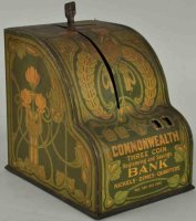 Shonk Works American Can Co Spardosen Commonwealth-Kasse...