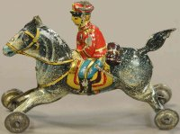 Penny Toy Soldier horse